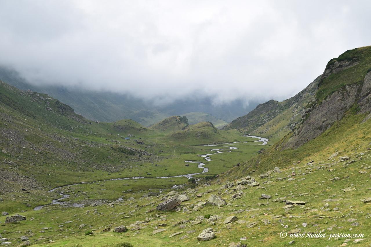 Randonnée au lac Bleu - Hautes-Pyrénées