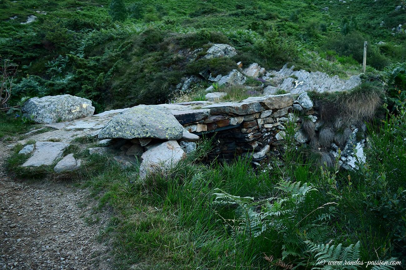 Le pont de Ganioule