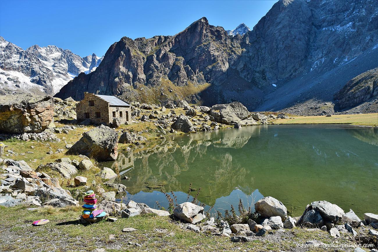 Randonnée au refuge et au lac de Vallonpierre