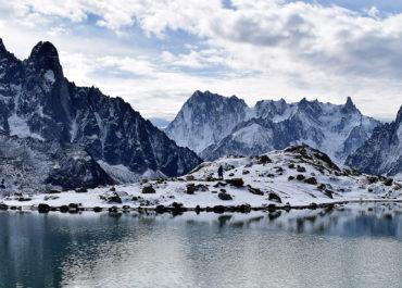 Le lac Blanc et les lacs de Chéserys
