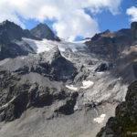 Le glacier de Seguret Forant