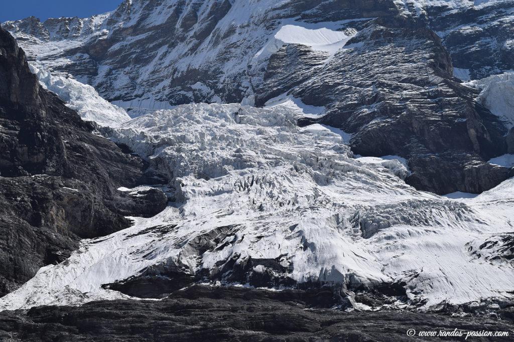 Glacier de Eigergletscher