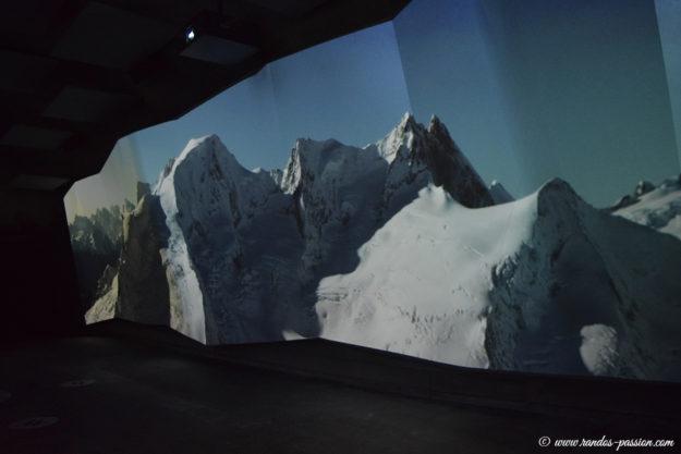 Jungfrau Panorama, cinema à 360 °