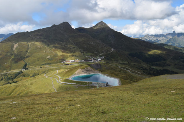 Le col de Kleine Scheidegg