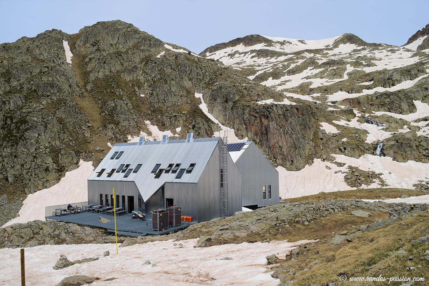 Refuge de l'Estany de Cap de Llauset