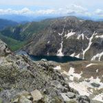L'Estany de Llauset vu du sommet