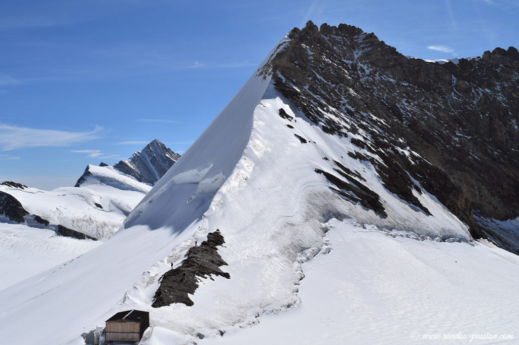 Le Trugberg (3933 m)