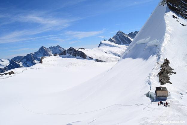 Le glacier de Emigschneefald