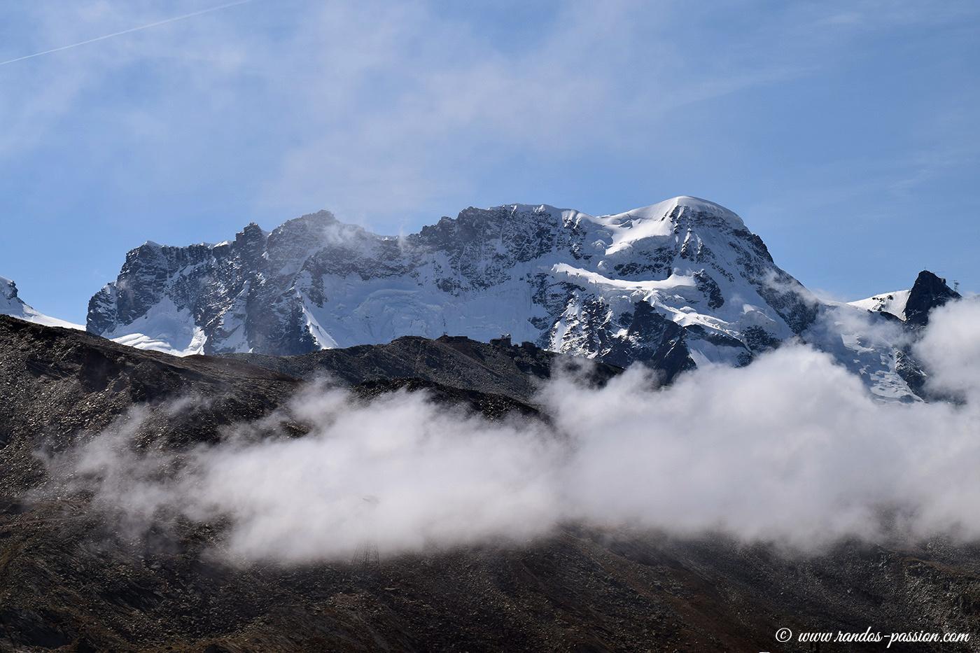 Le Breithorn (4164 m )