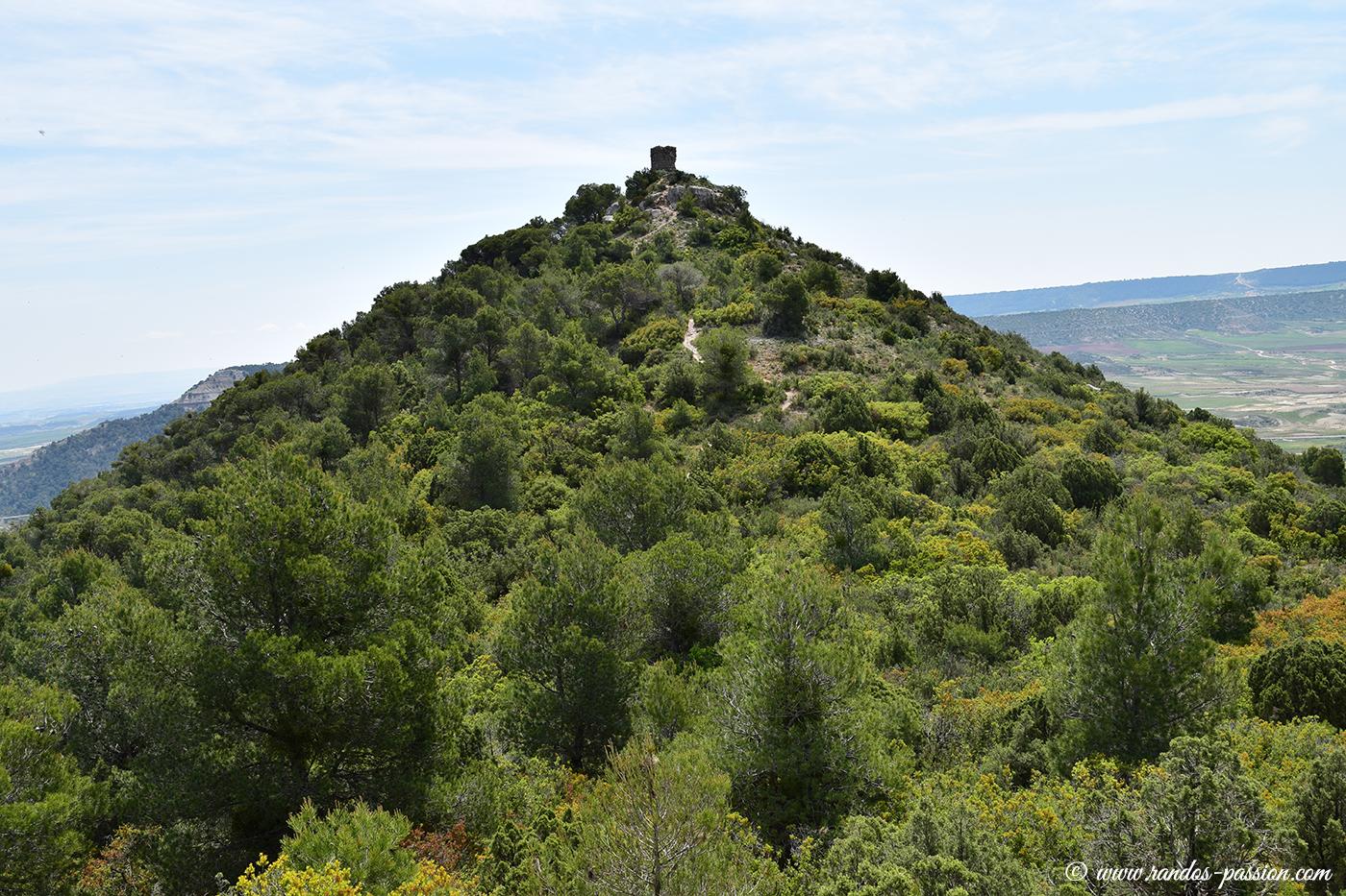 Le castillo de la Estaca