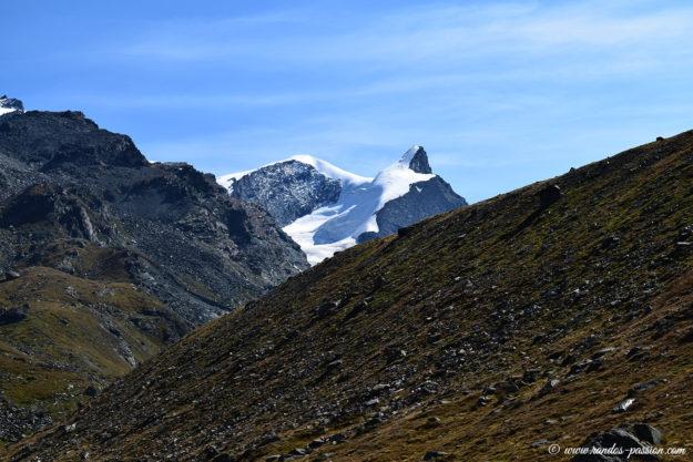 Moraine du glacier Findelen