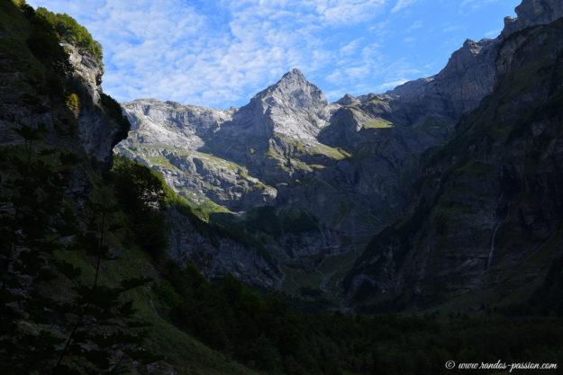 La randonnée du Bout du Monde - Cirque de Sixt-Fer-à-Cheval