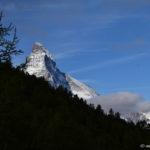 Sur le sentier de Riffelalp à Grunsee