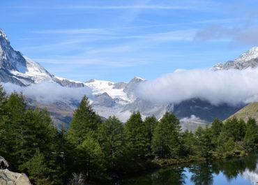 Le 5-Seenweg et l'Unterrothorn