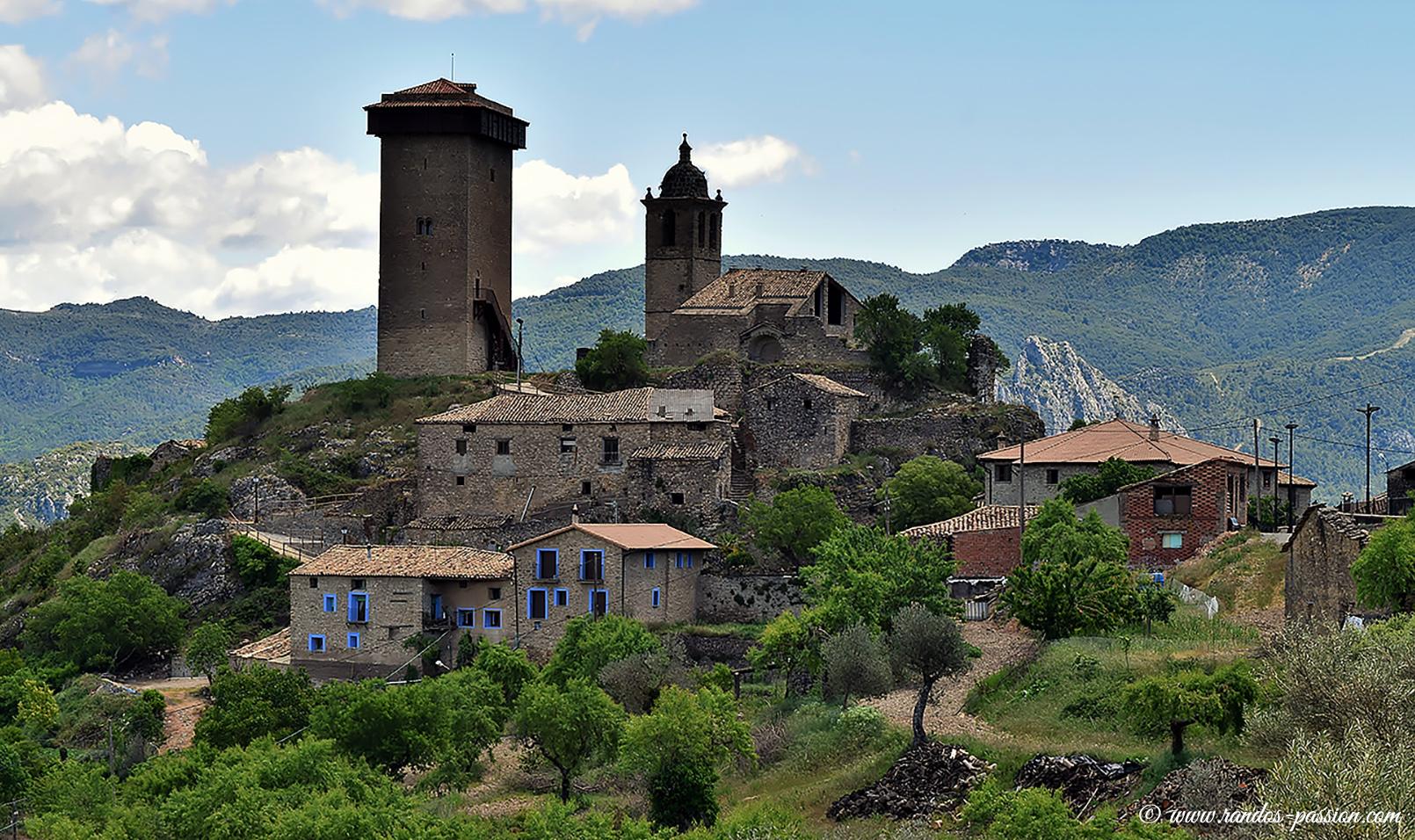 Abizanda - Road trip en Aragon