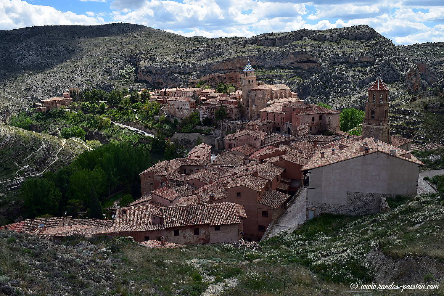 Albarracin - Road trip en Aragon
