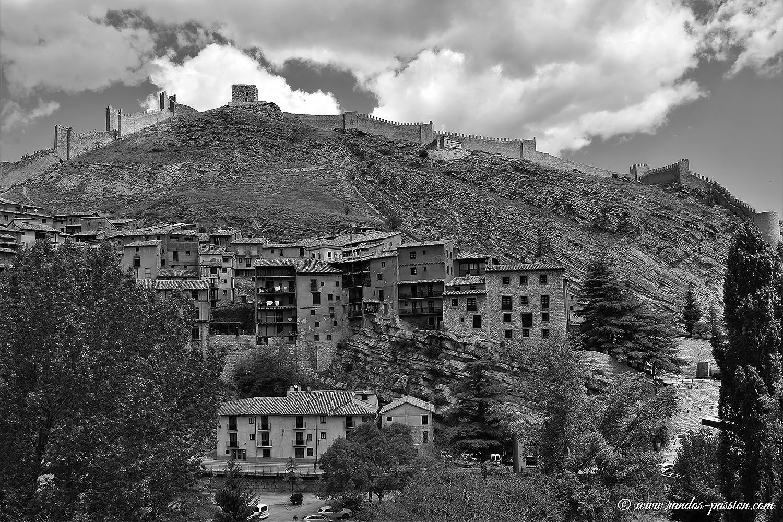 Albarracin - Aragon - Un des plus beaux villages d'Espagne