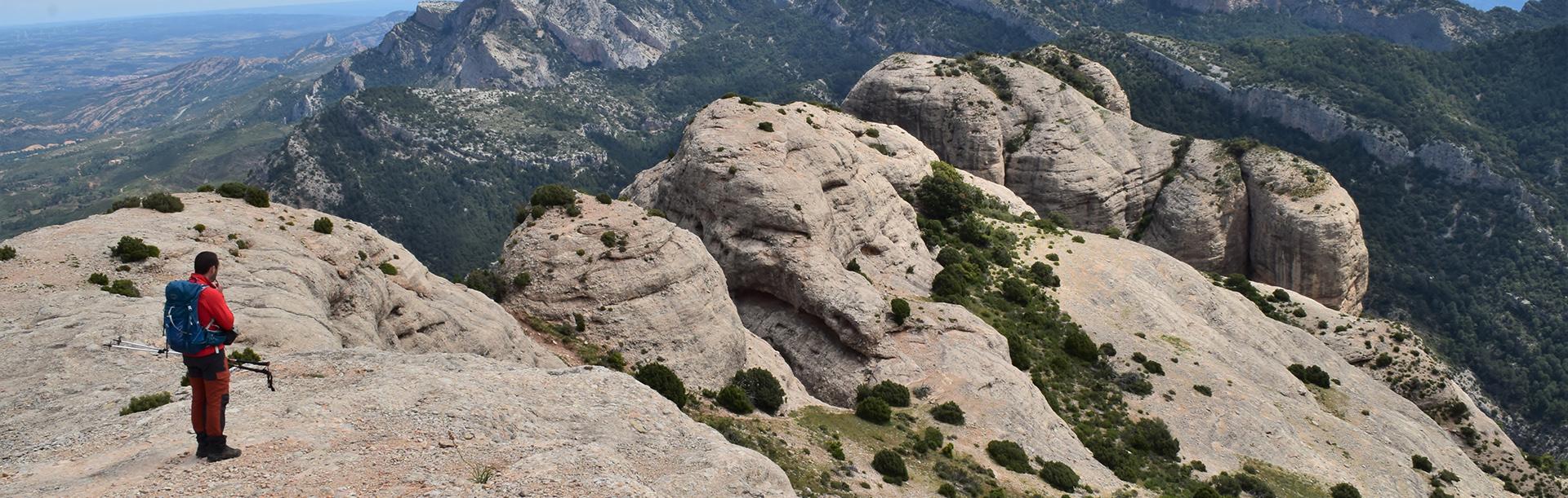 Les Roques de Benet – Parc Naturel Els Ports