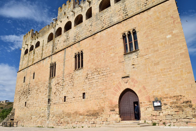 Le château de Valderobres - Matarraña