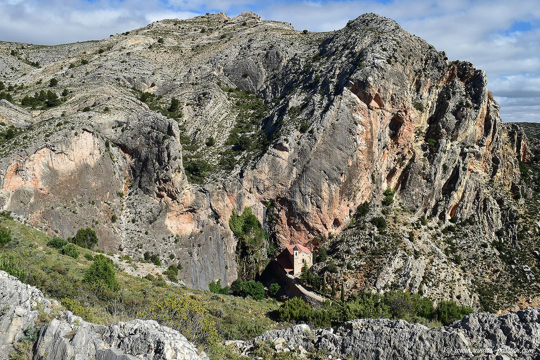 Ermita del Llovedor - Castellote
