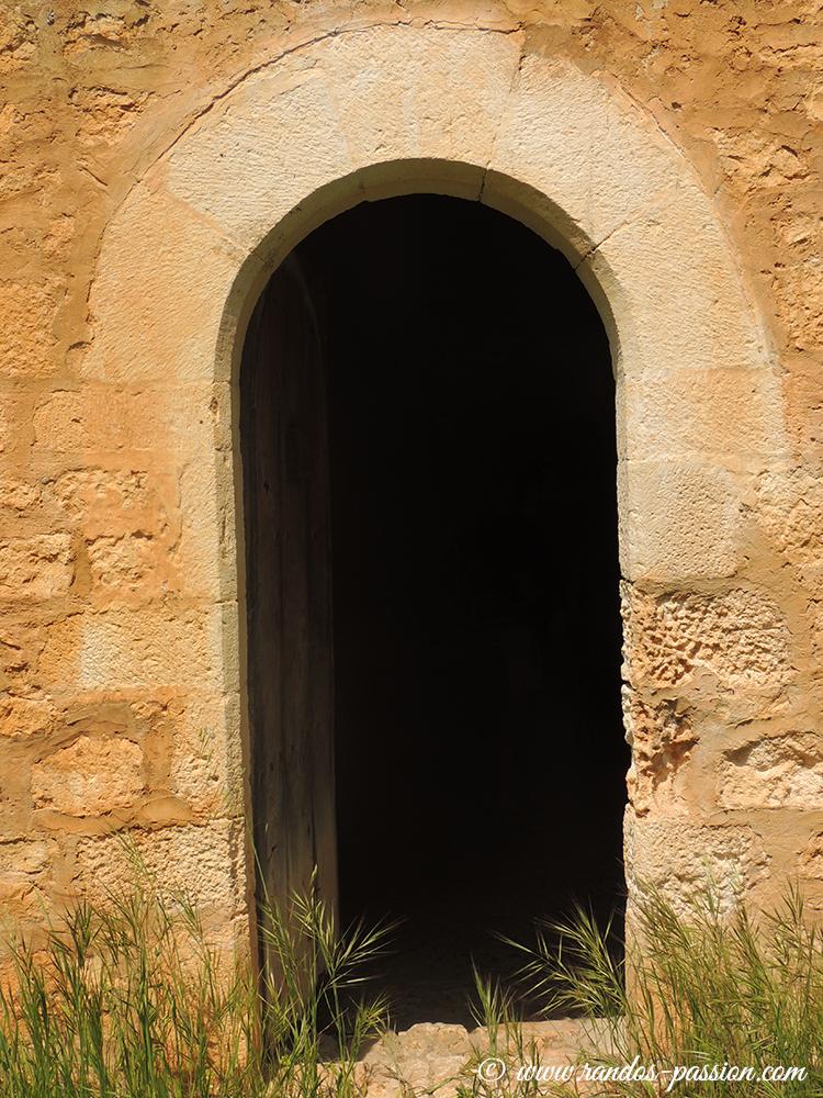 Ermitage de San Martin de Lecina - Sierra de Guara