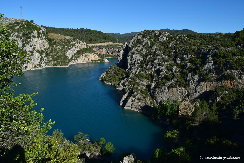 Le lac del Grado - Aragon