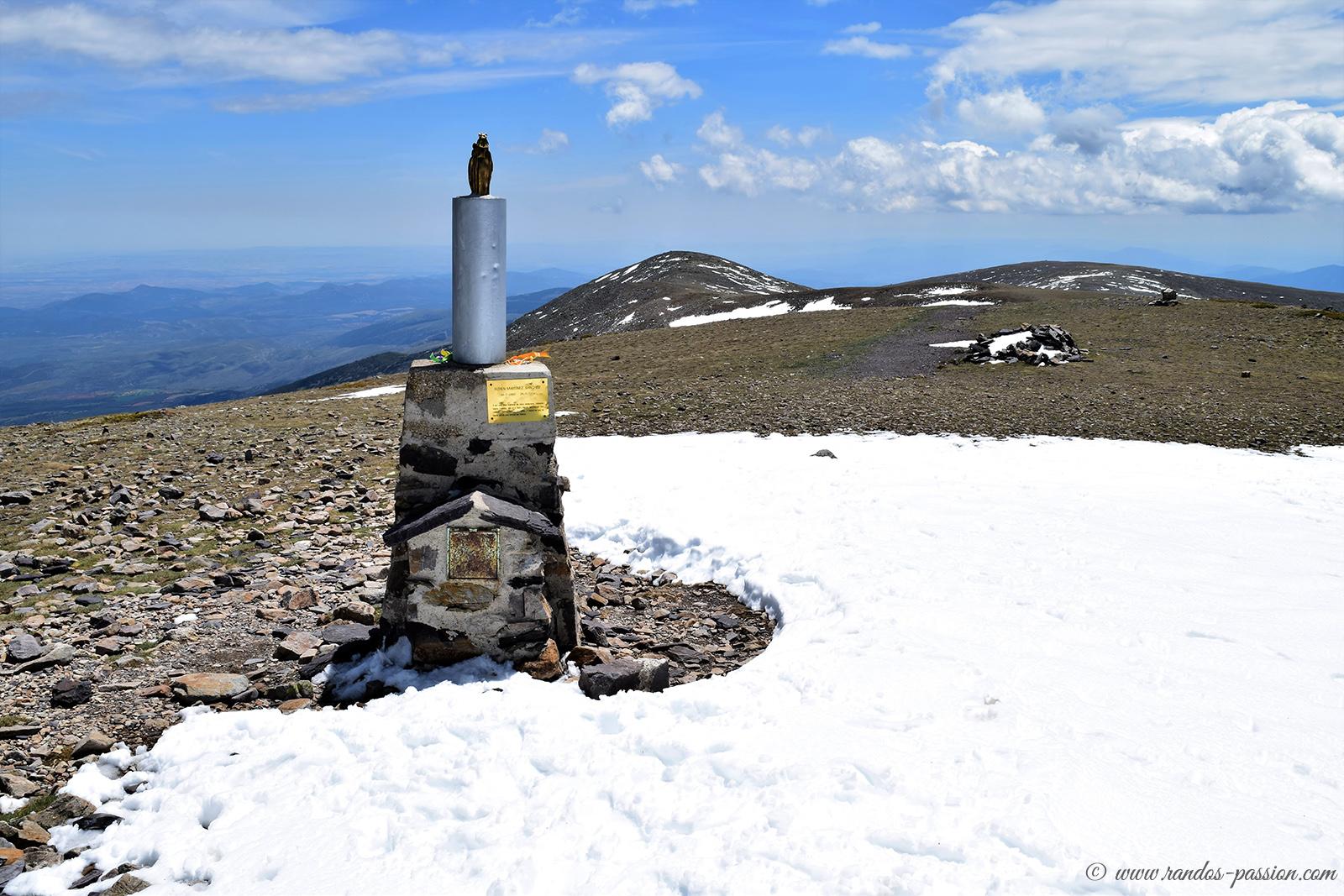 Le sommet du Moncayo - Aragon