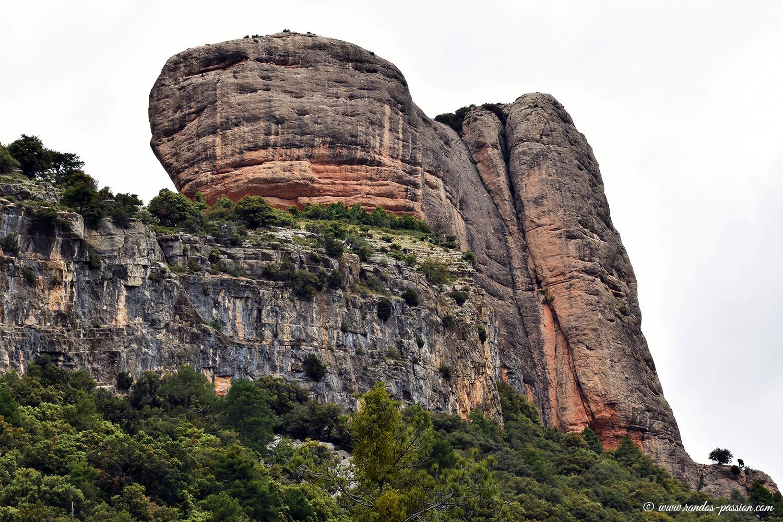 Les Roques de Benet - Parc Naturel des Ports
