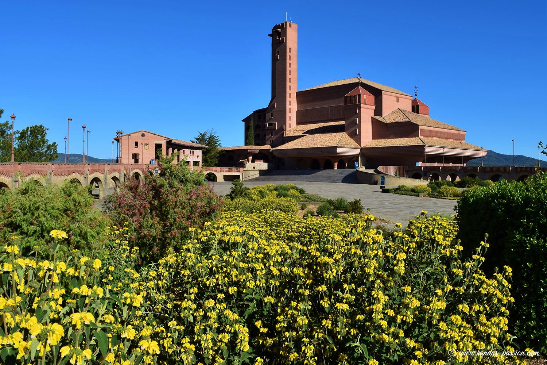 Le sanctuaire de Torreciudad (Aragon)