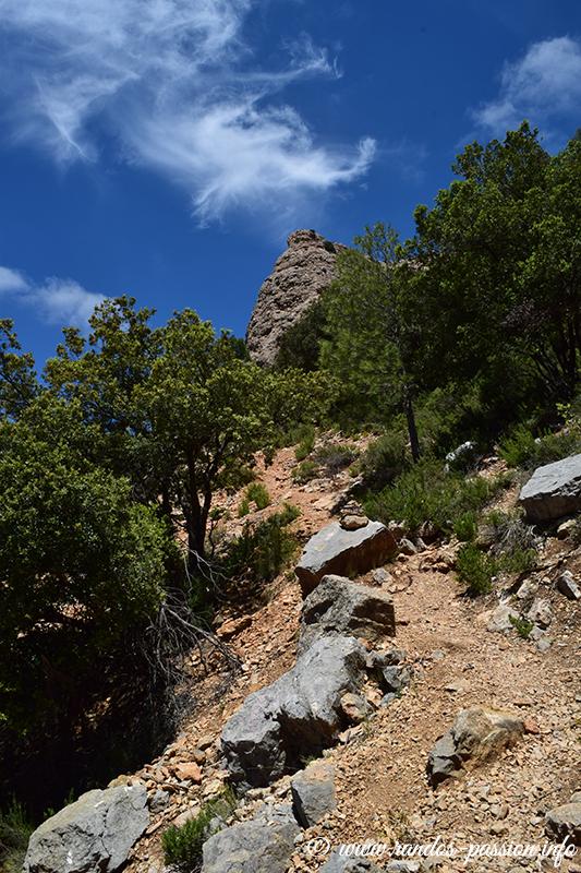 Les Roques de Benet - Catalogne