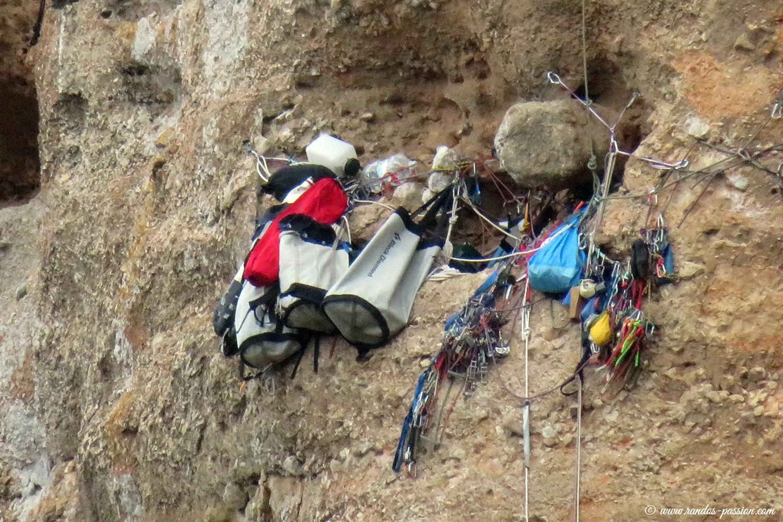 Escalade Roques de Benet