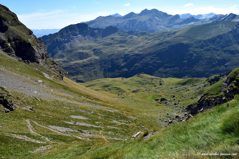 La Hourquette de Chermentas - Hautes-Pyrénées