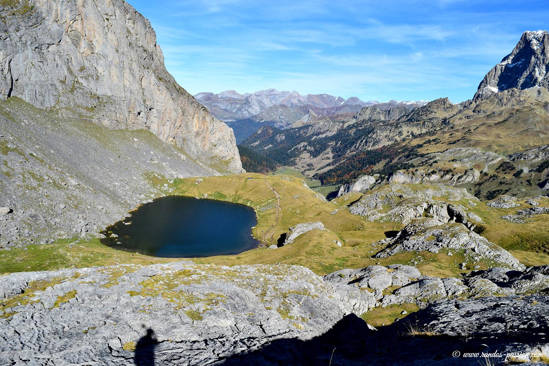 Le lac Castérau - Vallée d'Ossau