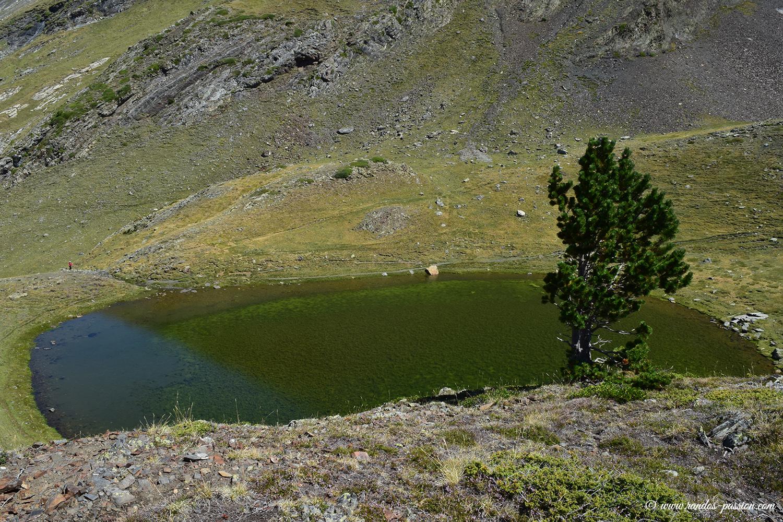 Les lacs de Consaterre - Hautes-Pyrénées
