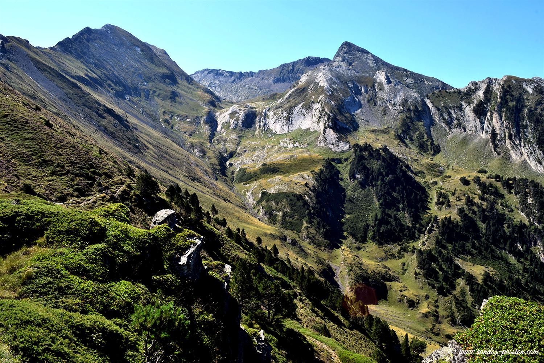 Randonnée vers les lacs de Consaterre - Hautes-Pyrénées