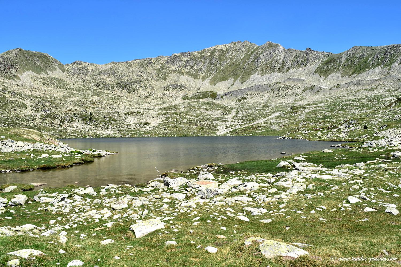 Estany de Dalt de Baciver - Val d'Aran