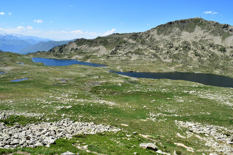 Estanys de baciver - Val d'Aran