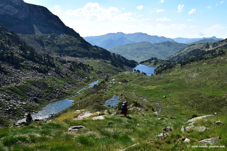 Laquettes du vallon du lac deth Coret de Baciver - Catalogne
