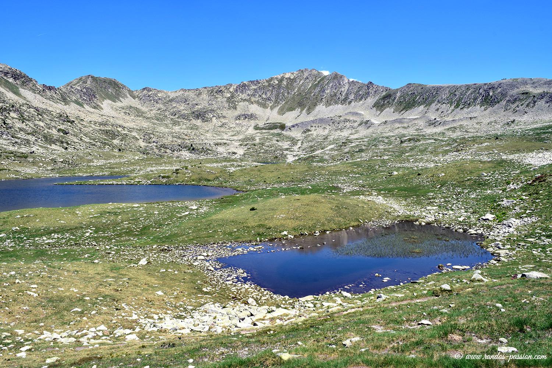 Randonnée au Tuc de Rosari - Val d'Aran