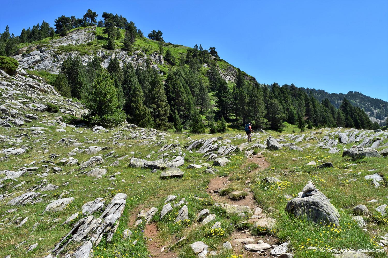 Randonnée au Tuc de Rosari - Catalogne