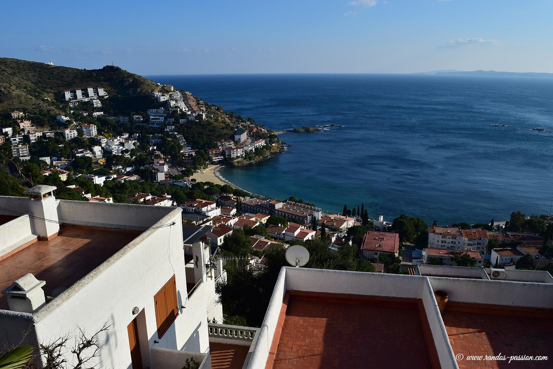 La plage de Canyelles Petites à Roses - Catalogne