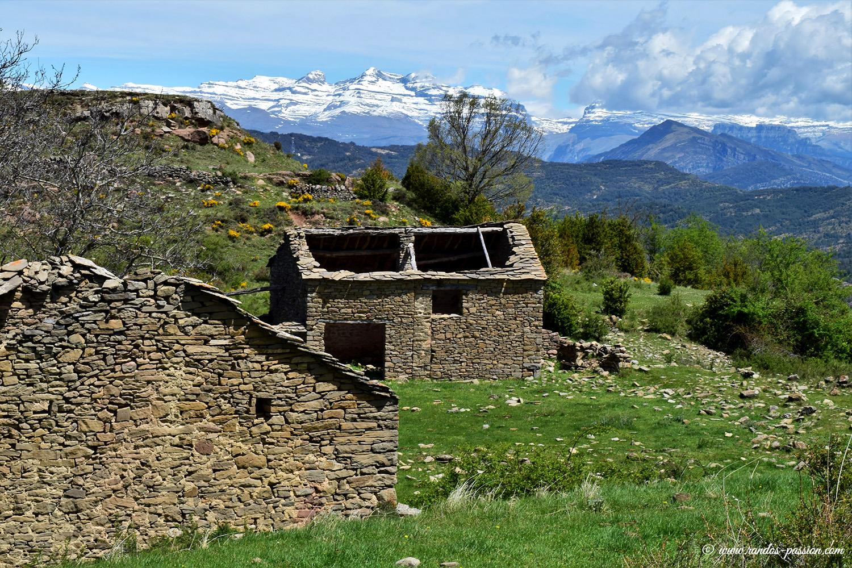 Bagüeste, village abandonné en Sierra de Guara