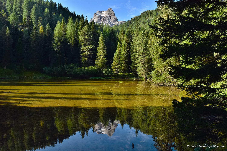 Lac Bai de Dones - Dolomites