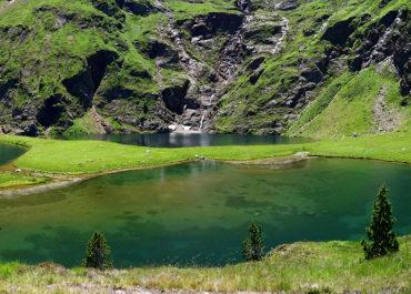 Le lac vert et le gouffre d'Enfer – Haute-Garonne