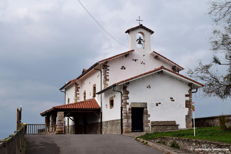 Chapelle de San telmo - Zumaia