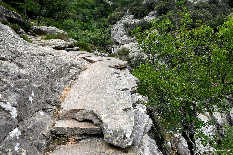 Sentier des Gorges de Colombières