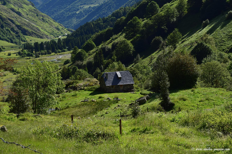 Cabane de l'Oelhestre - Hautes-Pyrénées