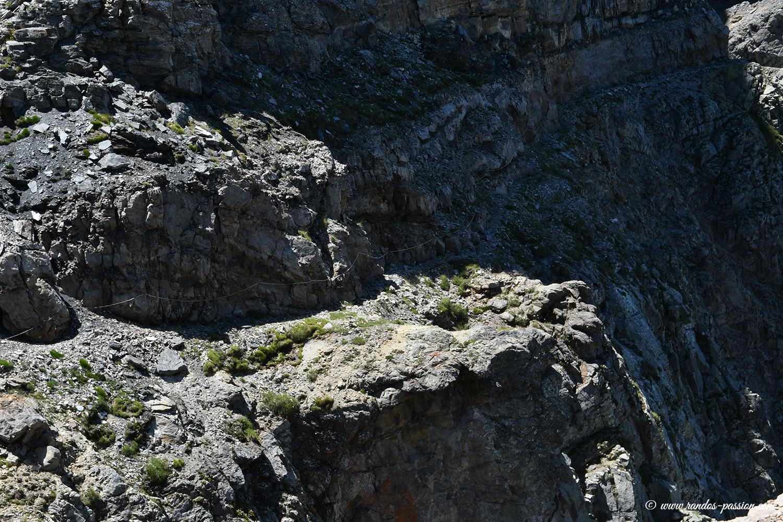 Le camino de las Pardas - Aragon