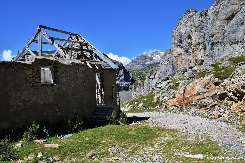 Las casas Ruego - Sierra de Liena
