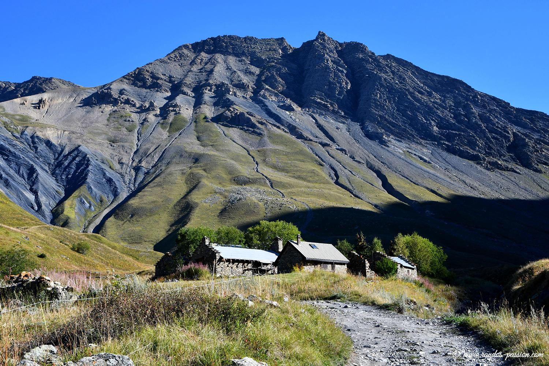 Le hameau du Plot - Hautes-Alpes
